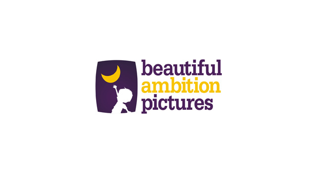 Beautiful ambition pictures, movie, video, film production company logo design by Utopia branding agency