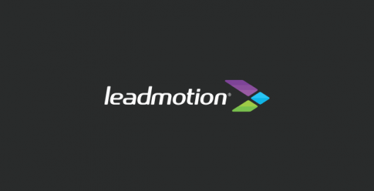 Leadmotion, mobile leads company logo design by Utopia branding agency
