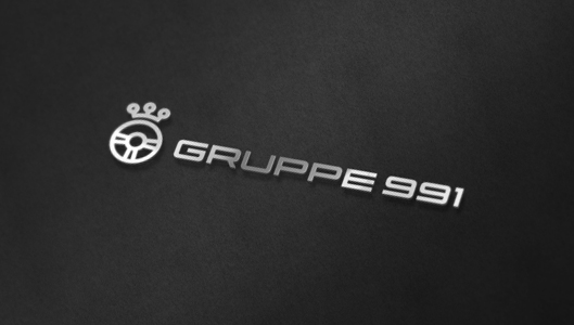 Gruppe 991, Porsche fans forum logo design