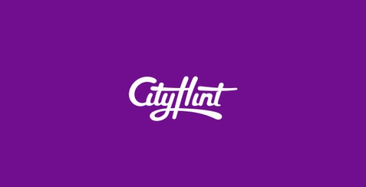 CityHint - salon, spa, beauty salon, booking, appointments, application system, logo design by Utopia branding agency
