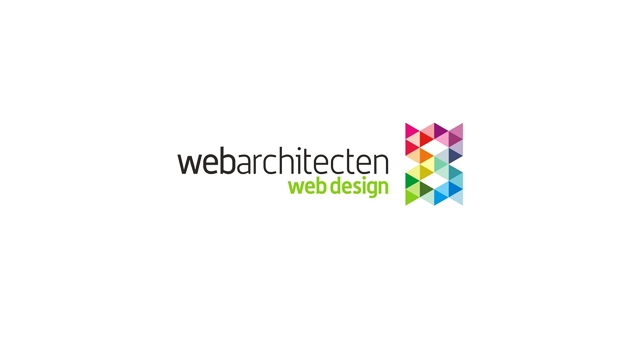 Web Architecten logo design sub-branding: Web design - logo design by Utopia branding agency