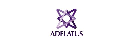 01 adflatus interior design logo design