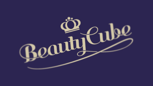 Beautycube Branding Project. Logo &#038; Identity Design For A Cosmetics Company
