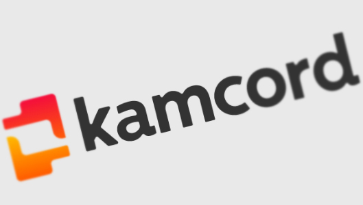 Kamcord Branding Project. Logo &#038; Identity Design For Recording Technology For Mobile Game Developers