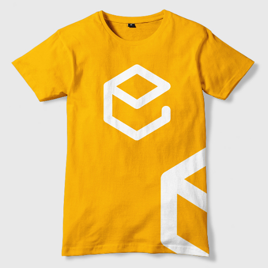 Ezypak branding project logo identity design for an for Which t shirt brand is the best