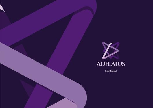 adflatus interior design logo design identity design branding manual 00 cover