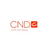 cnd creative nail design logo