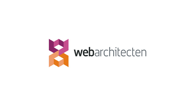 Web Architecten, web design studio, online advertising agency, logo design, stationery design by Utopia branding agency