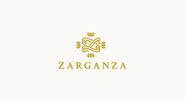 Zarganza, women fashion label logo design by Utopia branding agency