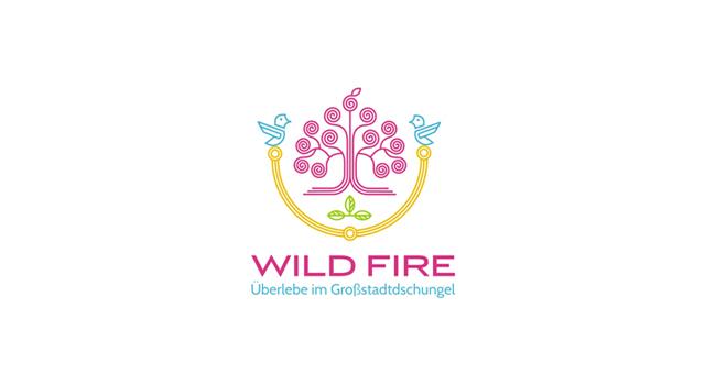 Wild Fire apple juice rebranding: logo redesign, label redesign, packaging redesign, design by Utopia