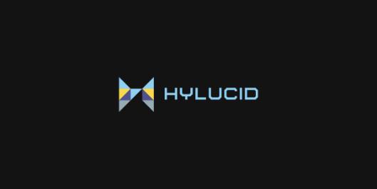 Hylucid™ Branding Project. Logo & Identity Design For Software Developers